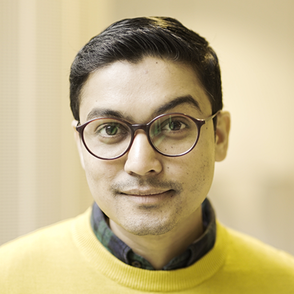 Deepak Ramola, Founder and Artistic Director, Project FUEL