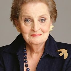 Madeleine Albright, Former US Secretary of State & Chair, McNulty Prize Jury