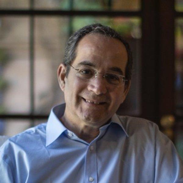 Martin Burt, CEO Fundacion Paraguaya