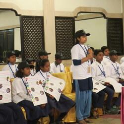 Anamika Ray, Upgraded Middle School Kaijiya, Pusa block, Samastipur.