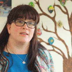 Louise Jones, Head Teacher, Royd Nursery and Infant School