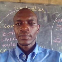 Nsabimana Zaburoni / Founder and Director of Kigali Peace club
