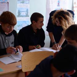 Manuk Khachatryan, Inclusive Education Manager