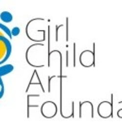 Olive Eko CA,  Girl Child Art Foundation alumni.