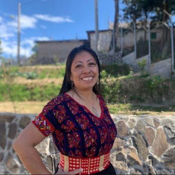 Norma Bajan, Executive Director MAIA Guatemala