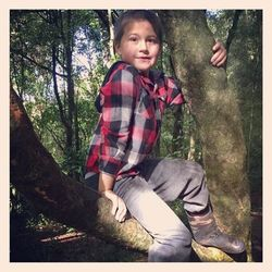 Luke, aged 7