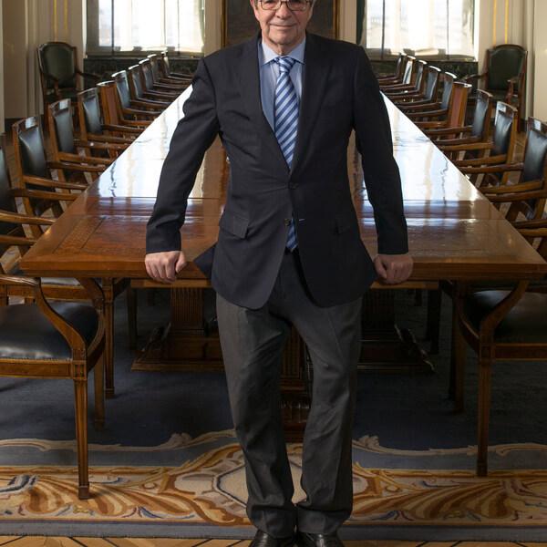 César Alierta, President of ProFuturo.