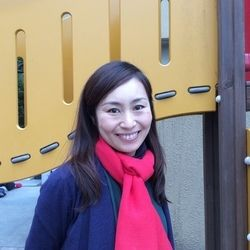 Shiori Tokuyama, Teacher at St. Margarets Elementary School Japan