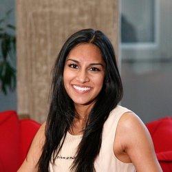 Kirin Sinha, SHINE for Girls Founder