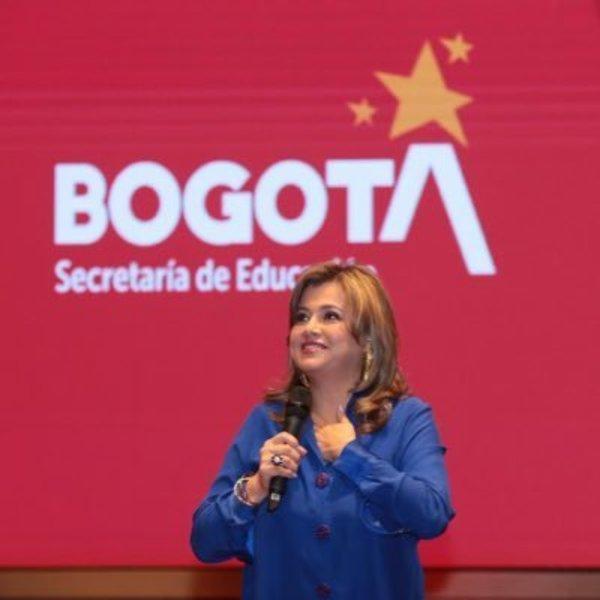 Edna Bonilla Sebá, Secretaria de Educación de Bogotá