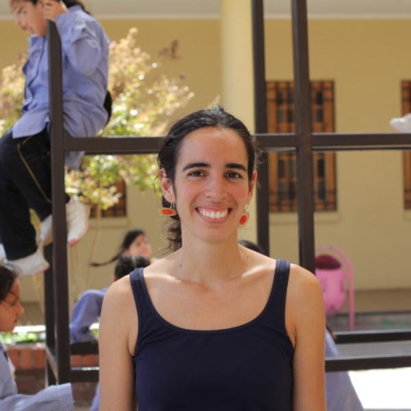 Ángela Ibáñez, Directora Ejecutiva de Fundación Patio Vivo