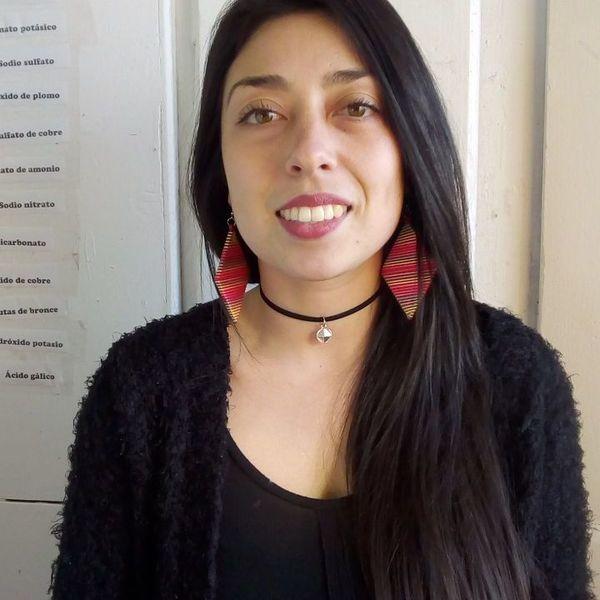 Elizabeth Gutiérrez, Biology teacher, Colegio El Arrayán, Chile
