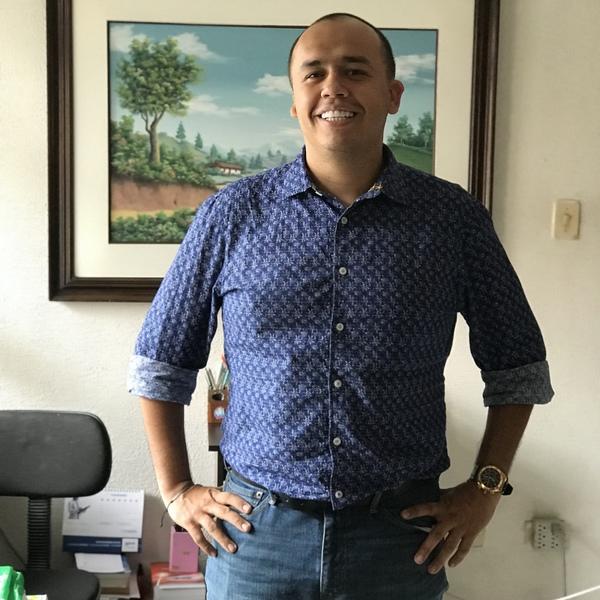 Gabriel Alfonso Patarroyo Rodriguez, Teacher