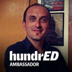 Pero Sardzoski, Director of Studies, Pegasus ELS