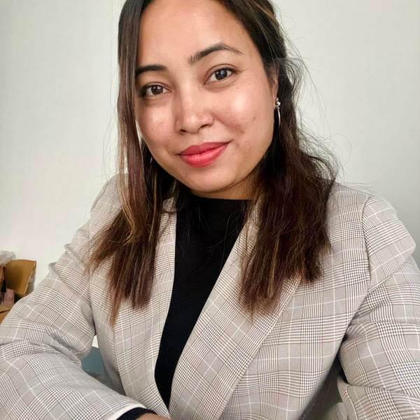 Binita Shrestha, Managing Director