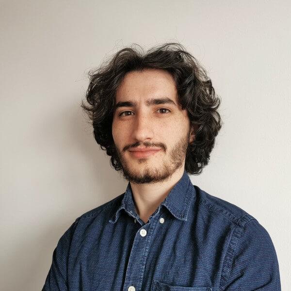 Aleksandar Lazovski, EDUINO project manager & Co-founder of SmartUp