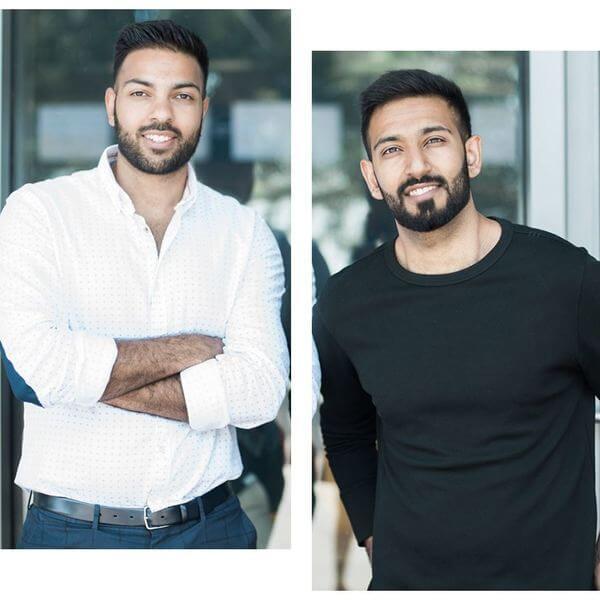 Navid & Nadeem Nathoo, Co-Founders, TKS