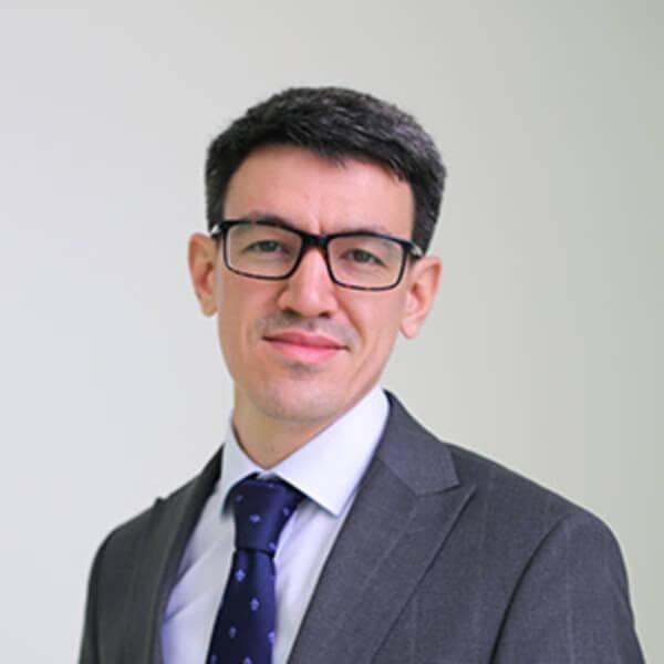 Azat Soultanov, head of the Cambridge International School, Armenia