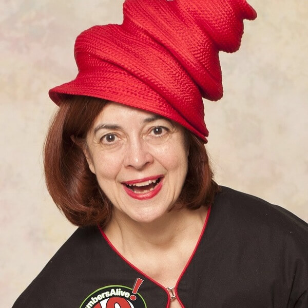 Rebecca Klemm, Founder & Chief Numaginist