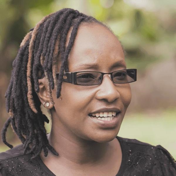 Ann Njeri Gabaku, teacher in the Join for Joy program