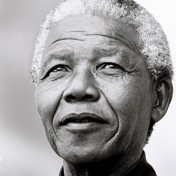 Nelson Mandela, Social rights activists, political leader and global role model