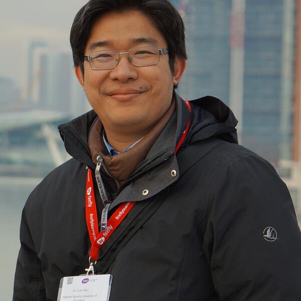Dr. Chiu, Fu-Yuan, NTHU, Taiwan