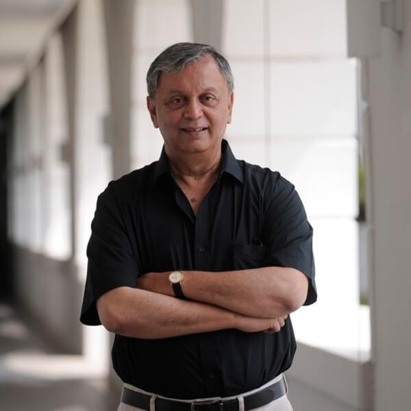 Dr. Madhav Chavan, Co-Founder, Pratham Education Foundation