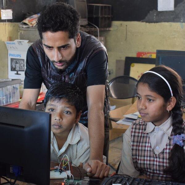 Shoaib Dar, Founder of Pi Jam Foundation