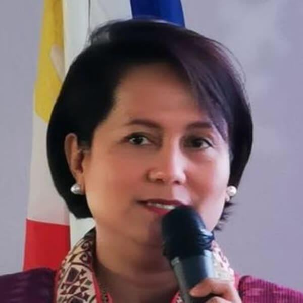 Dr. Margarita C. Ballesteros, Director of Department of Education- Philippines