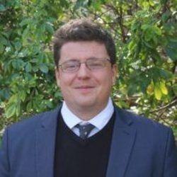 Dr Chris Wilson, CEO