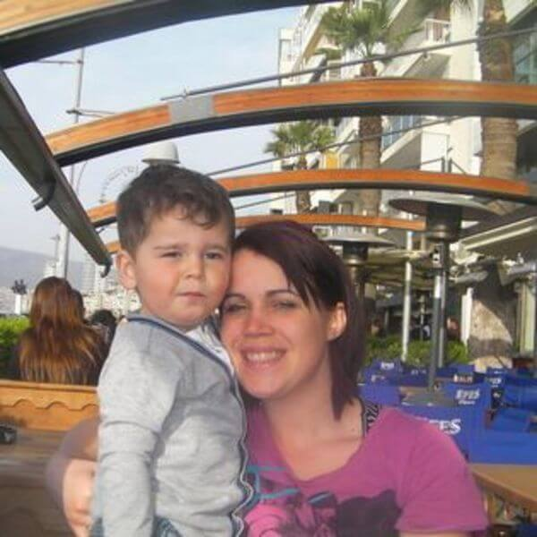 Laura Stenton-Slater, Parent