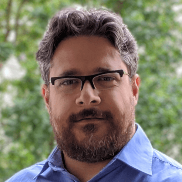 Giovanni Fonseca, Co-coordinator of Go! Global at ESD Expert Net and International Consultant and Facilitator in Education for Sustainable Development