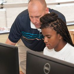 Kevin McKee, Fab Lab Teacher at Intermediate Unit 1