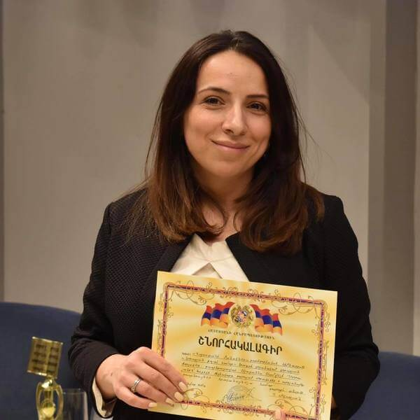 Syuzanna Petrosyan