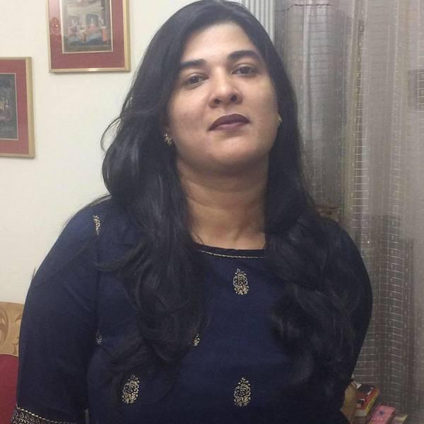 Deepika P Sharma