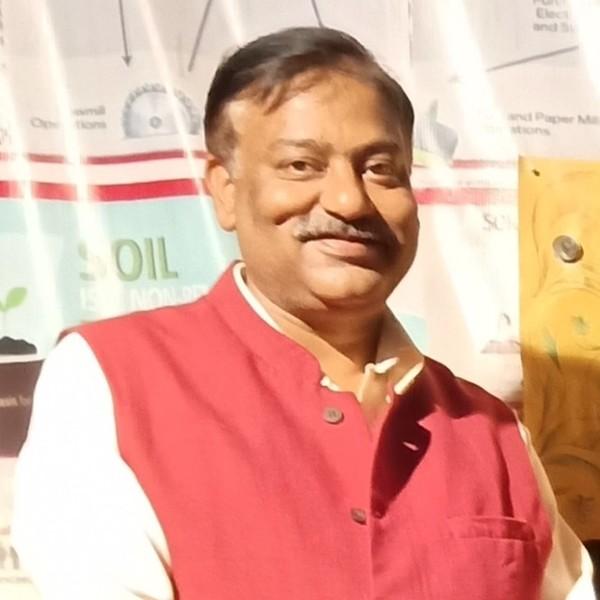 Anant Bhaskar Garg